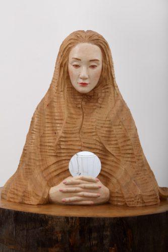 次回展は、棚田康司(現代彫刻家)に決定!! | 茨城県の縁結びなら ...